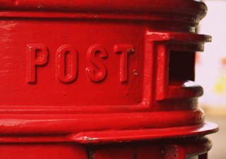 Royal Mail post box (Photo by DorkyMum, on Flickr (CC BY-NC-ND 2.0))