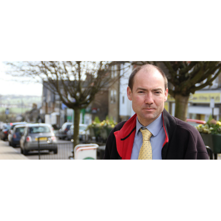 Jon Whitehouse, Lib Dem PFCC candidate for Essex